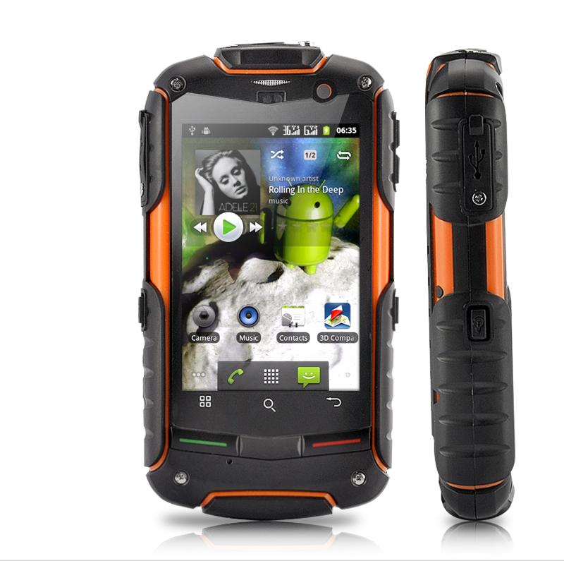 fortisx unlocked cell phone rugged waterproof dustproof